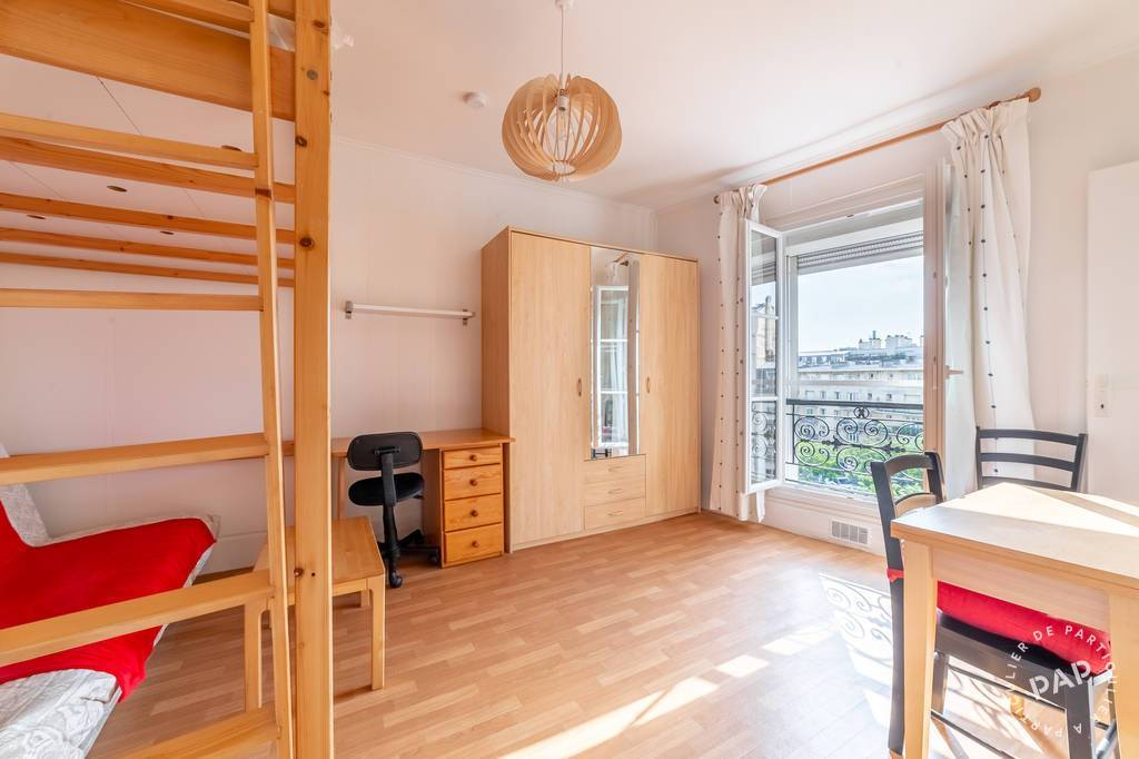 Location Appartement Paris 25m² 890€