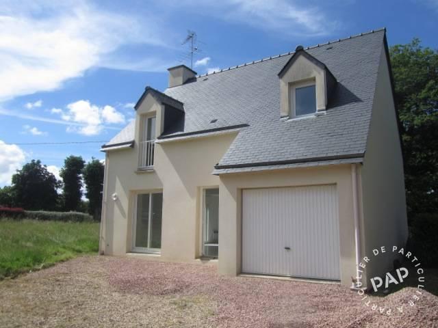 Location maison 5 pièces Bohal (56140)