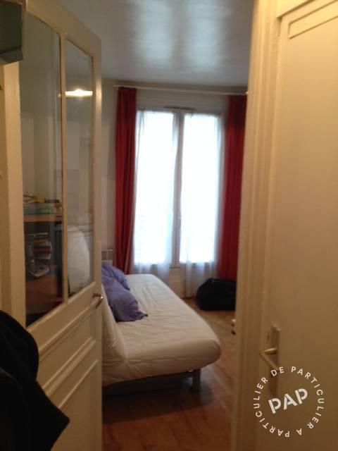 Location meubl e studio 17 m paris 17 m 760 e de for Location meuble paris 17 particulier