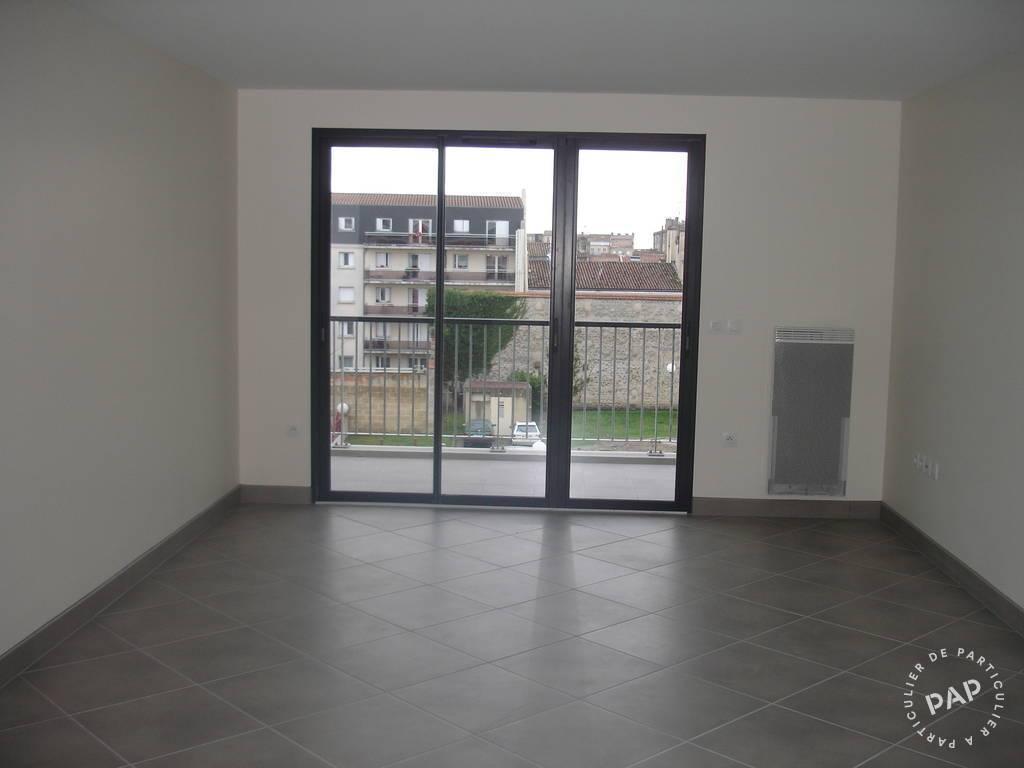 Location Appartement 3 pièces Bordeaux (33)