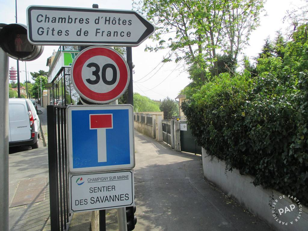 Location Appartement Champigny-Sur-Marne 60m² 1.300€