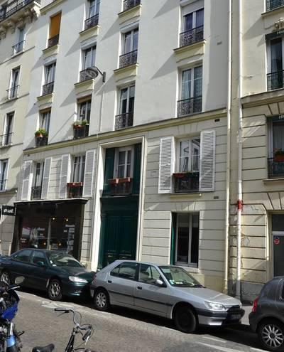 Location appartement 3pièces 39m² Paris 14E - 1.280€