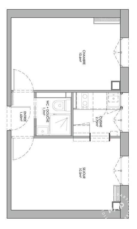 Location Appartement 2 Pi 232 Ces 28 M 178 Paris 28 M 178 800