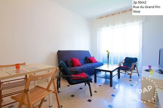 Location meubl e appartement 2 pi ces 50 m nice 06 50 - Location studio meuble nice particulier ...