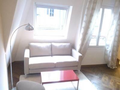 Location meublée appartement 2pièces 36m² Paris 7E - 1.395€