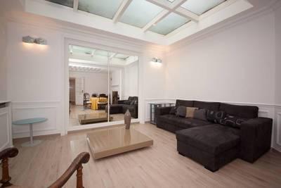 Location meubl�e appartement 4pi�ces 80m� Paris 17E - 2.650€