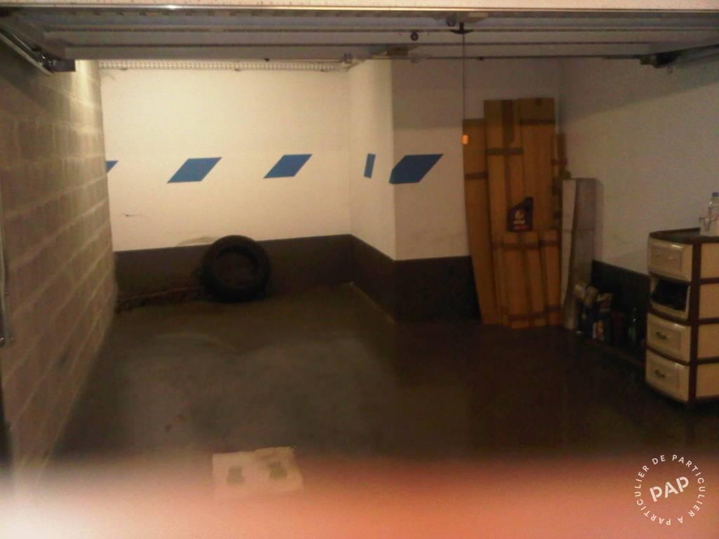 Location Garage, parking Paris