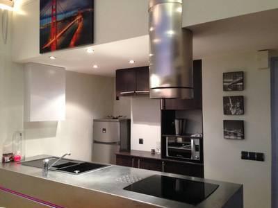 Location meublée appartement 2pièces 38m² Montpellier (34) - 695€