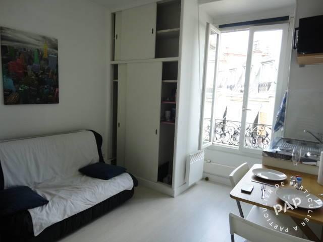 Location meublée studio 11 m2 Paris