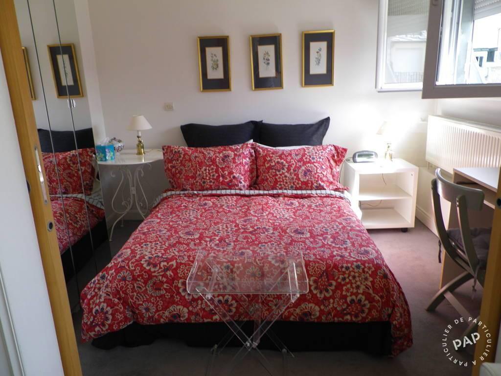Location meublée appartement 2 pièces 29 m2 Paris