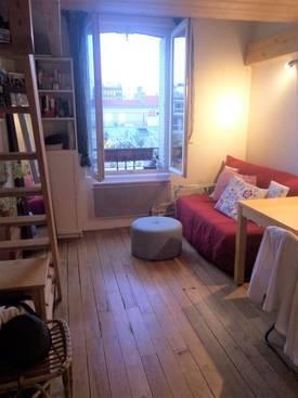 Location meublée studio 20m² Neuilly-Sur-Seine (92200) - 960€