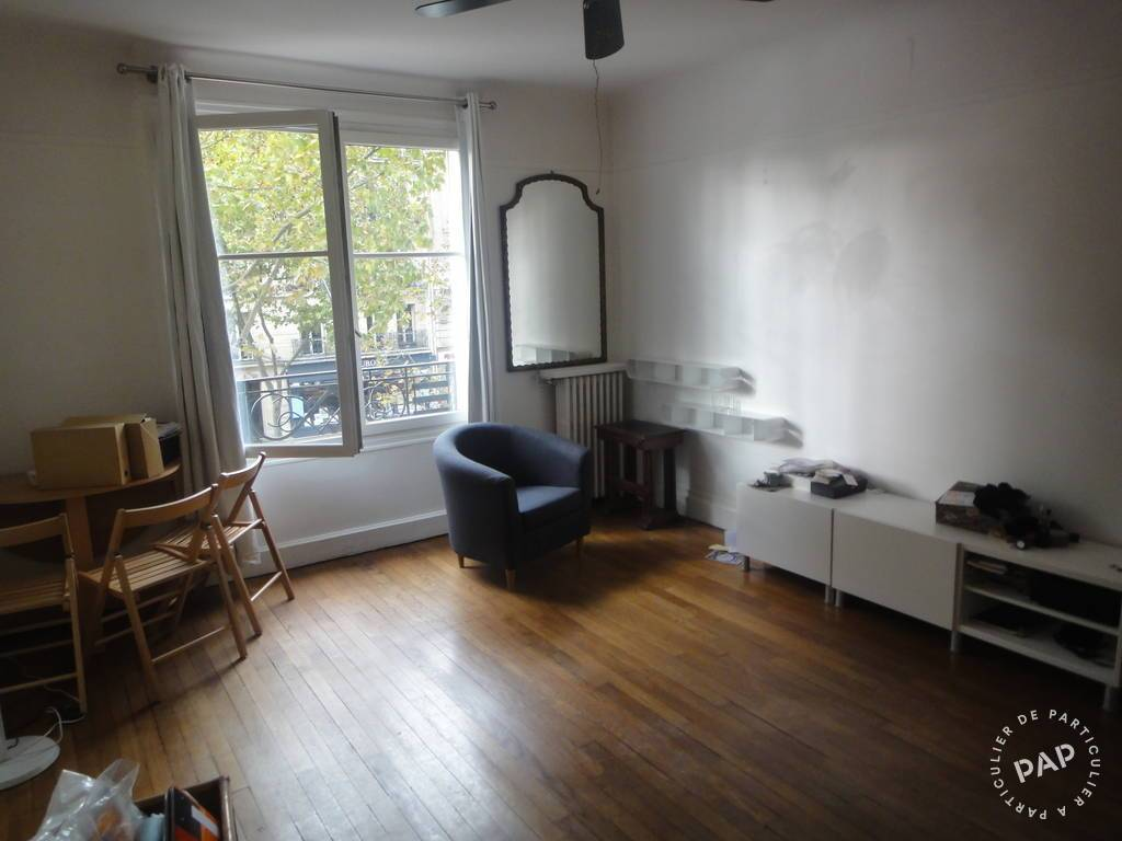 Location Appartement Paris 7E 38 m² 1.450 €