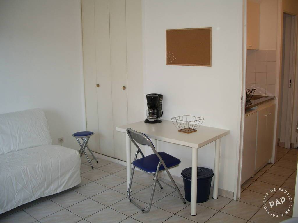 Location meubl e studio 21 m marseille 5e 21 m 435 for Location meuble marseille