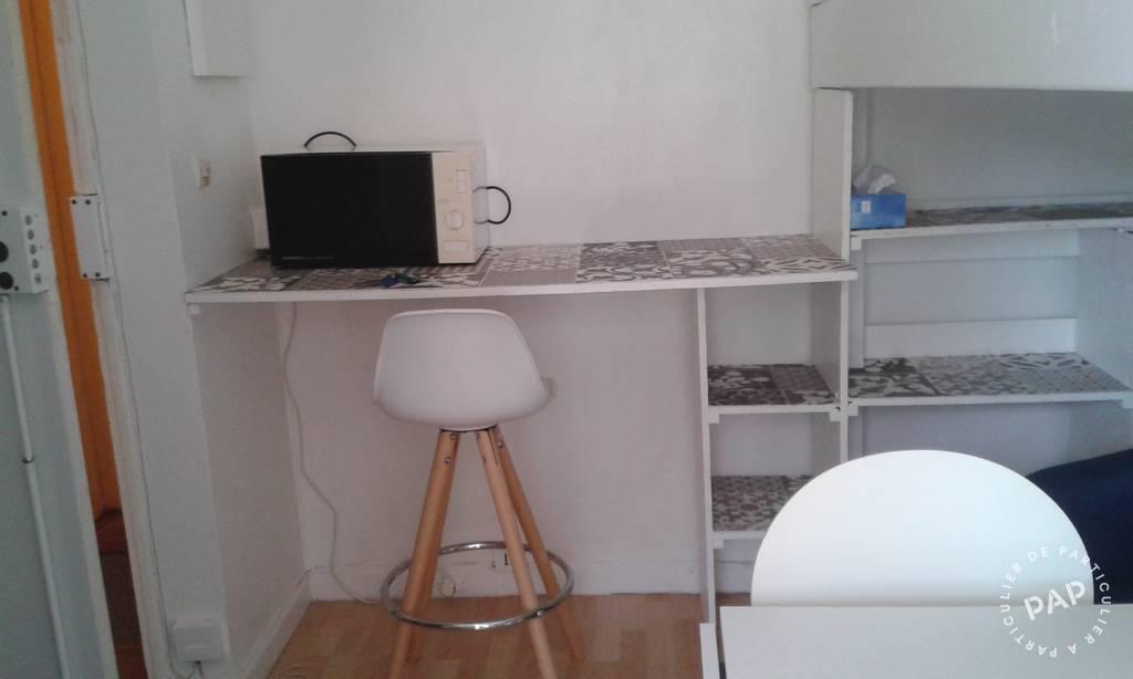 Immobilier Paris 990€ 14m²