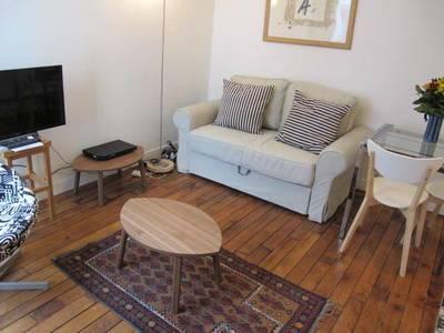 Location meubl�e appartement 2pi�ces 40m� Paris 10E - 1.620€