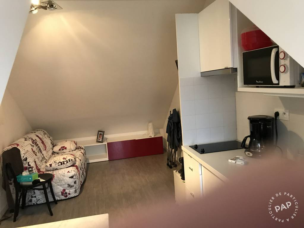 Location Appartement Bussy-Saint-Georges (77600) 20 m² 790 €