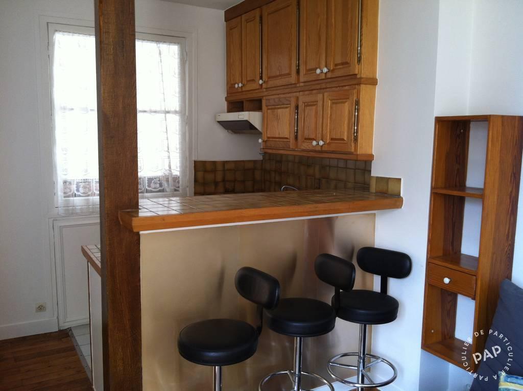 Location meublée appartement 2 pièces 40 m2 Paris