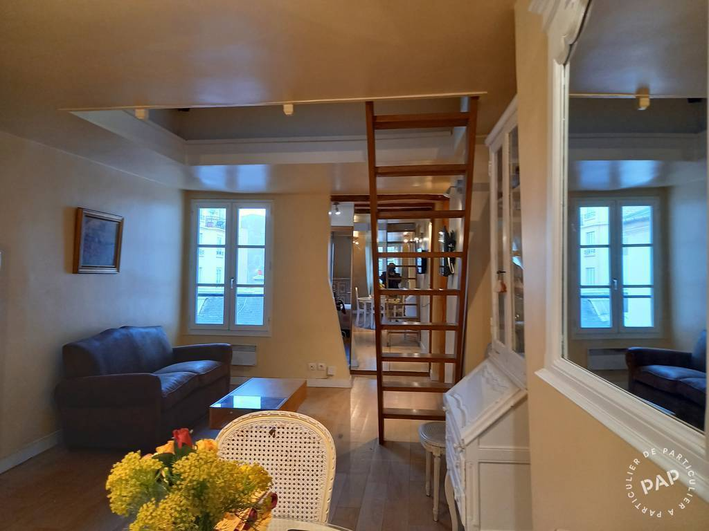 Location immobilier 1.600€ Paris 8E