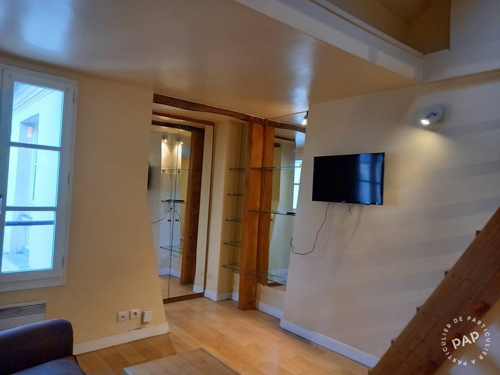 Appartement 1.600€ 50m² Paris 8E