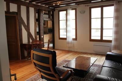 Location meublée appartement 2pièces 50m² Paris - 2.270€