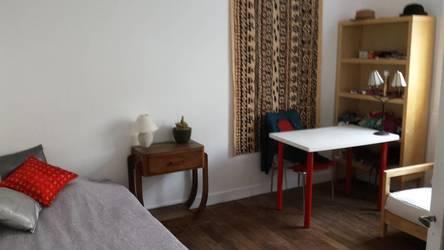 Location meublée chambre 12m² Ivry-Sur-Seine (94200) - 550€