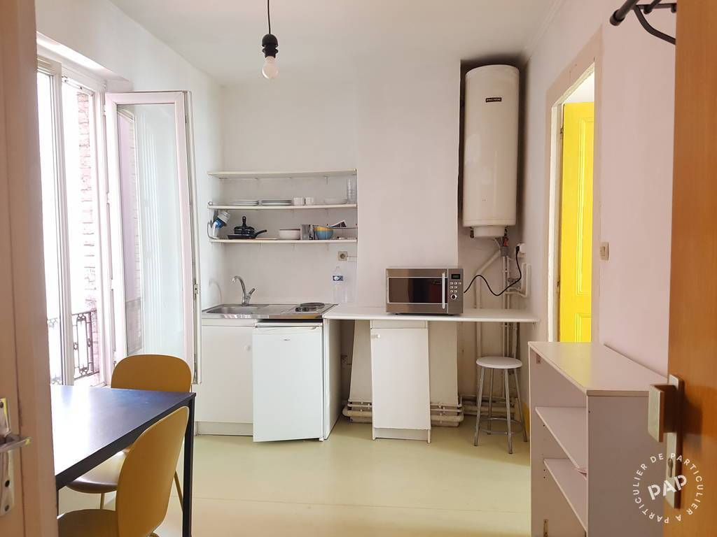 Location appartement 2 pi ces 20 m grenoble 20 m 400 for Location appartement atypique grenoble