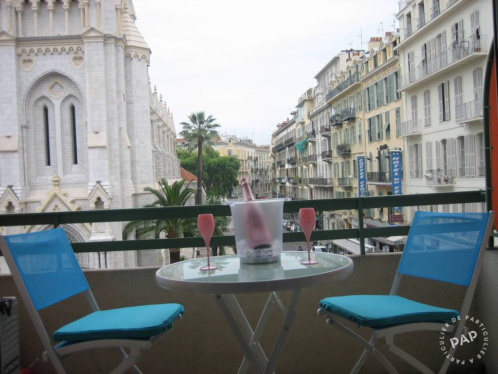 Location Appartement Nice (06) 17 m² 620 €