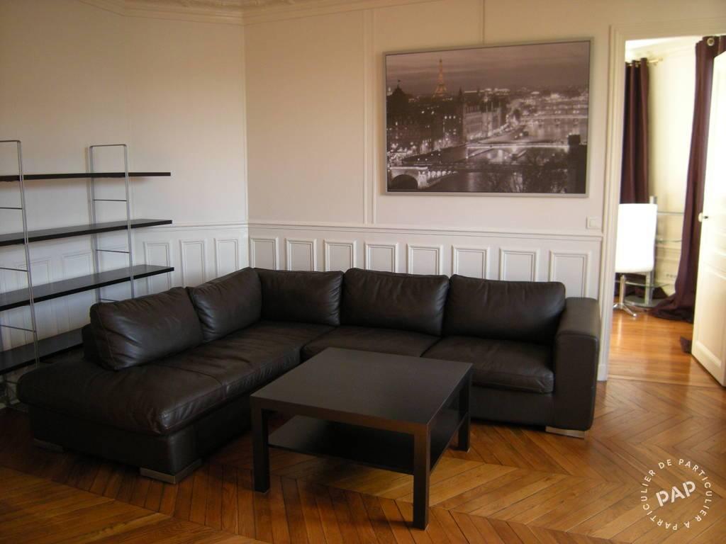 location meubl e appartement 3 pi ces 70 m paris 70 m de particulier. Black Bedroom Furniture Sets. Home Design Ideas