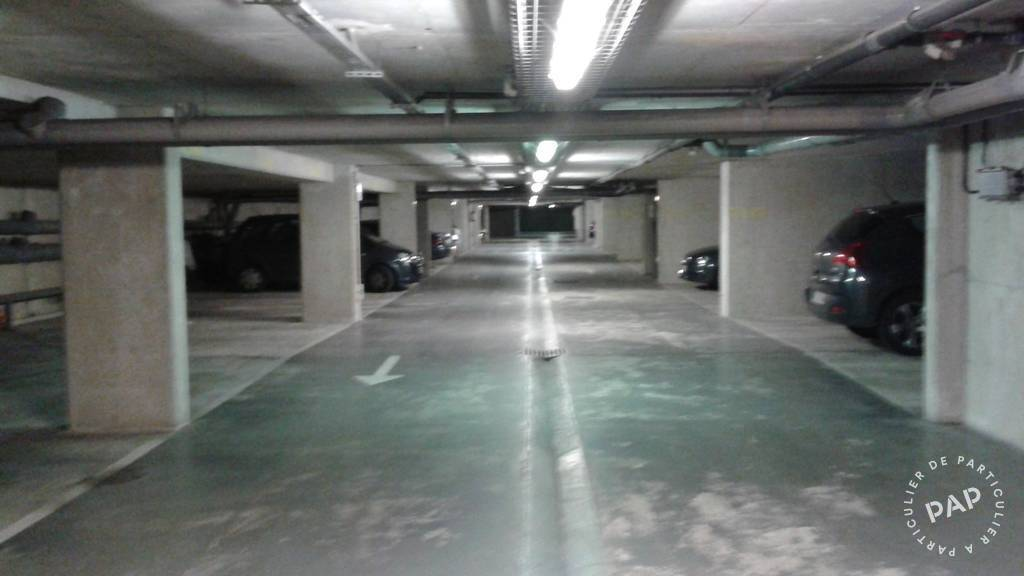 Location garage parking champs sur marne 77420 50 e for Location garage 77
