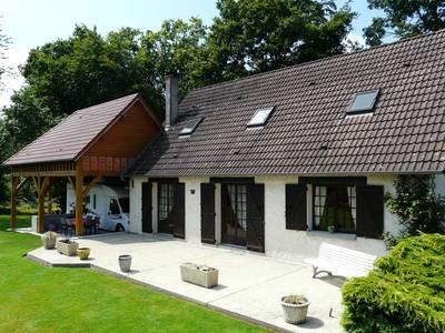 Vente maison 130m² Broglie (27270) - 220.000€