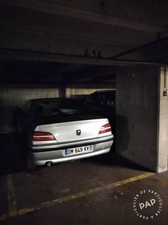 Vente Garage, parking Paris  45.000€