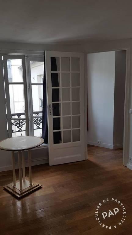 Location Paris 9E (75 009) 25m²