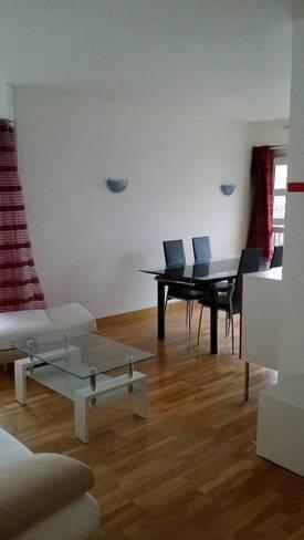 Location meublée appartement 5pièces 100m² Grigny - 1.300€