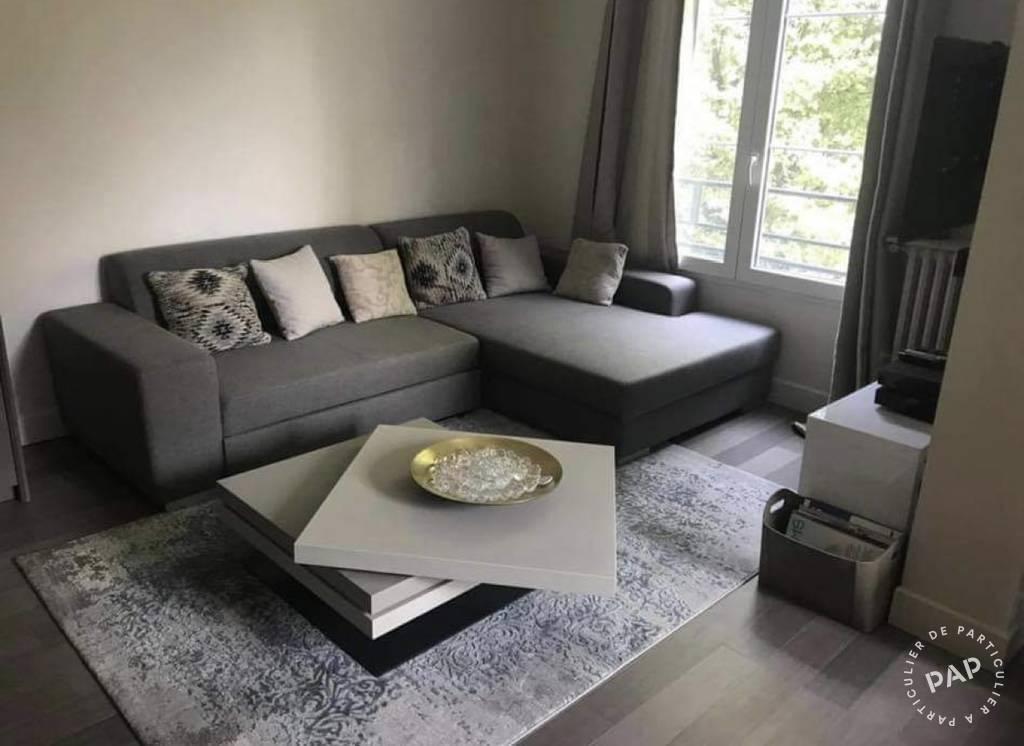 location meubl e appartement 2 pi ces 55 m neuilly sur. Black Bedroom Furniture Sets. Home Design Ideas