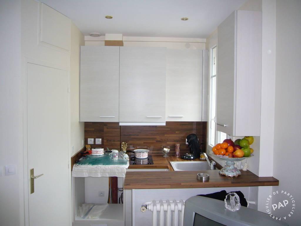 Location Appartement Clamart 25m² 745€