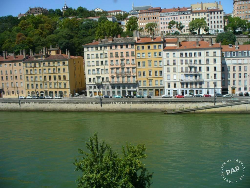 Location meublée studio 27 m² Lyon 27 m² 620 E De