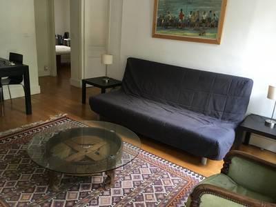 Location meublée appartement 3pièces 65m² Paris 14E - 2.100€