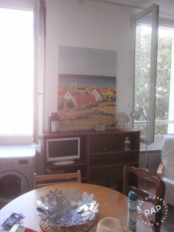 Appartement 550€ 27m² Marseille