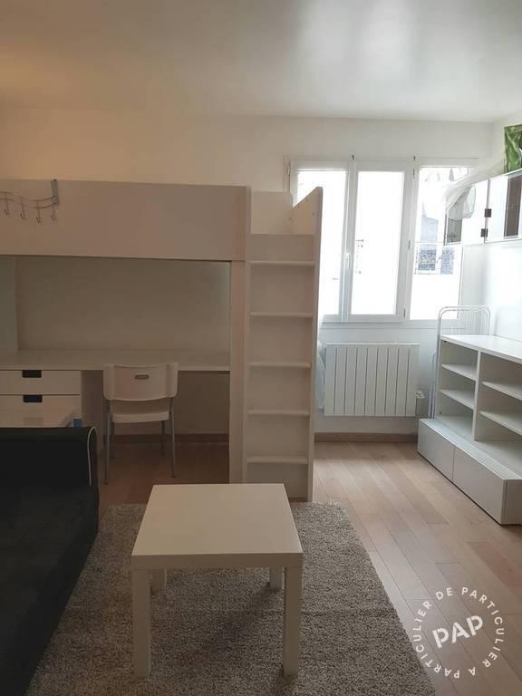 Location Appartement Paris 15E 18m² 850€