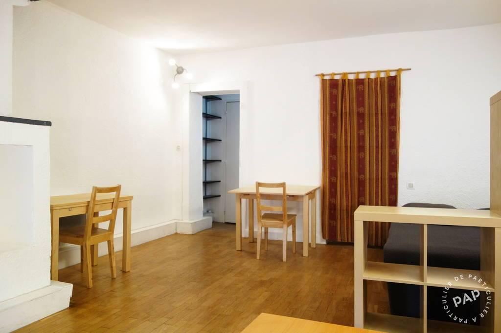 Location meublée studio 32 m² Lyon 2E 32 m² 590 E De
