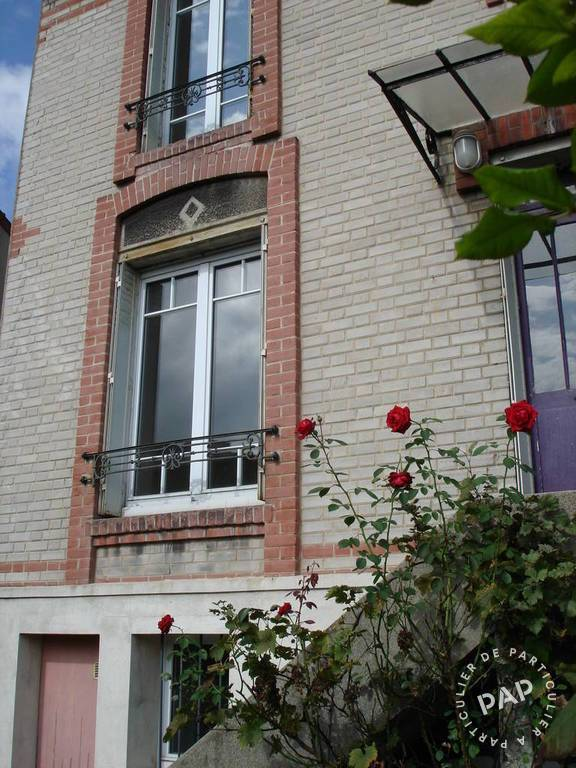 Location maison 90 m colombes 92700 90 m e de particulier particulier pap - Location maison jardin ile de france colombes ...