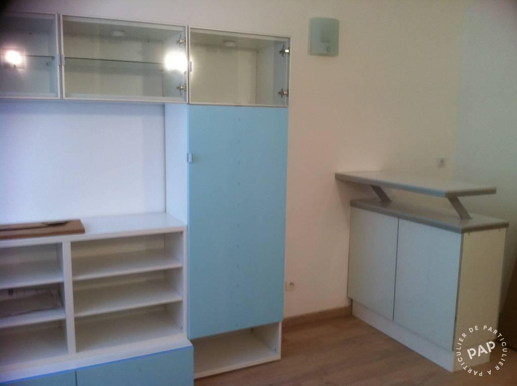 Location immobilier 850€ Paris 15E