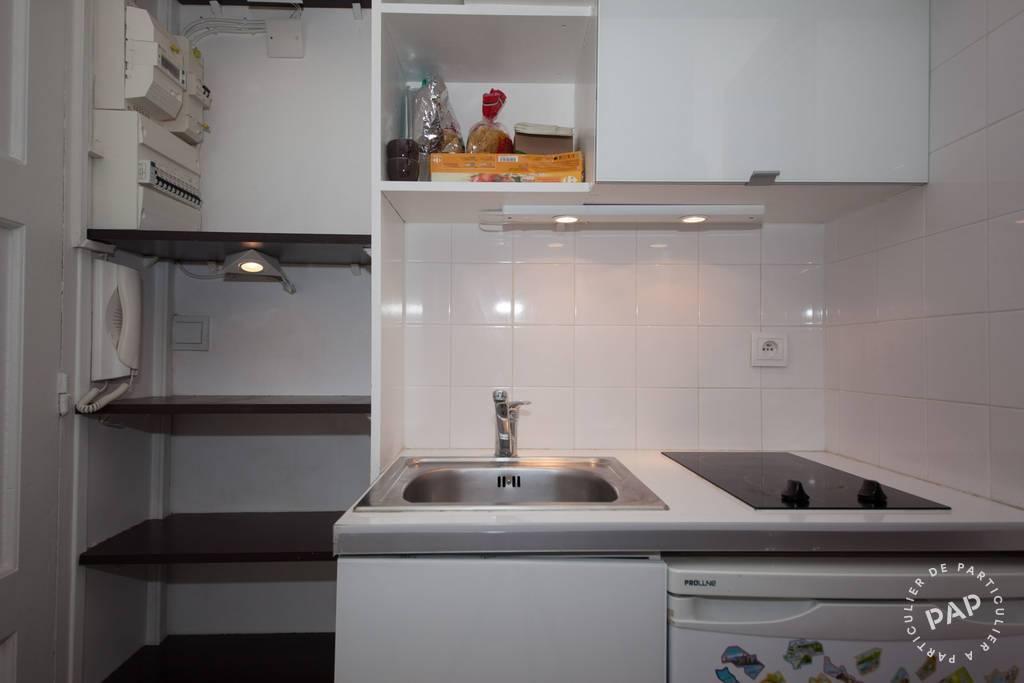 Appartement Paris 15E 850€