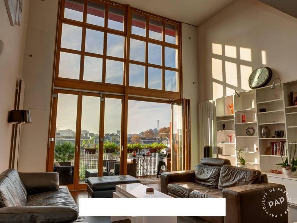 Location ivry sur seine toutes les annonces de location for Location atelier loft