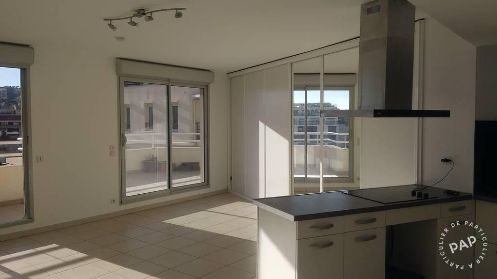 Appartement 955€ 56m² Marseille 8E