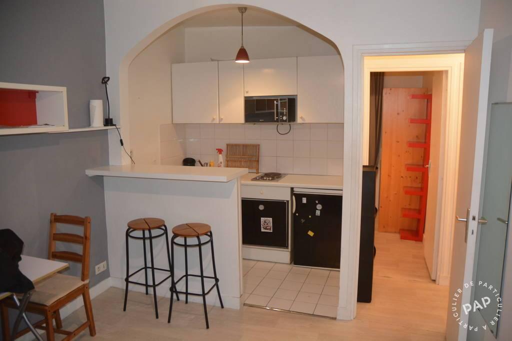 location meubl e appartement 2 pi ces 29 m paris 29 m 980 de particulier particulier. Black Bedroom Furniture Sets. Home Design Ideas