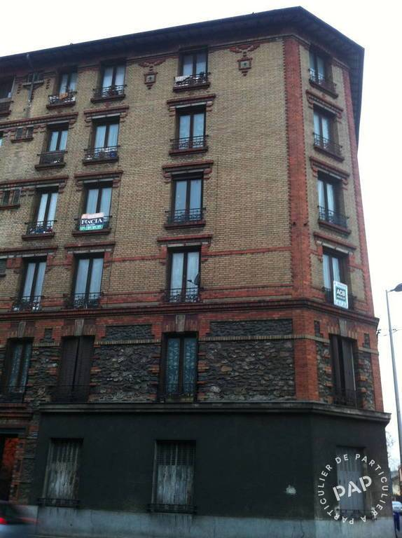 Vente appartement 2 pièces Noisy-le-Sec (93130)