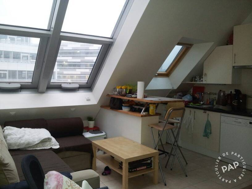 Location appartement 2 pi ces gentilly 94250 for Meuble aubaines gentilly