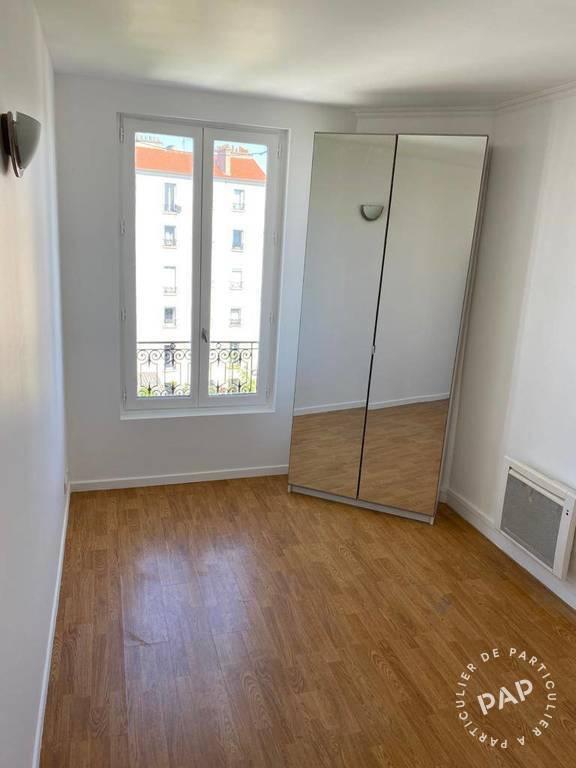 Location Appartement Ivry-Sur-Seine (94200) 20m² 690€