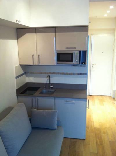 Location meublée studio 15m² Neuilly-Sur-Seine (92200) - 850€